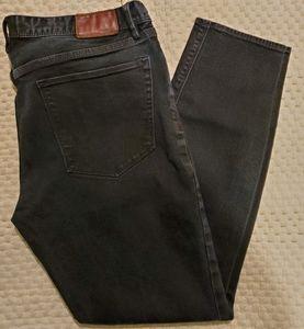 Madewell Black Skinny Jeans Size 31